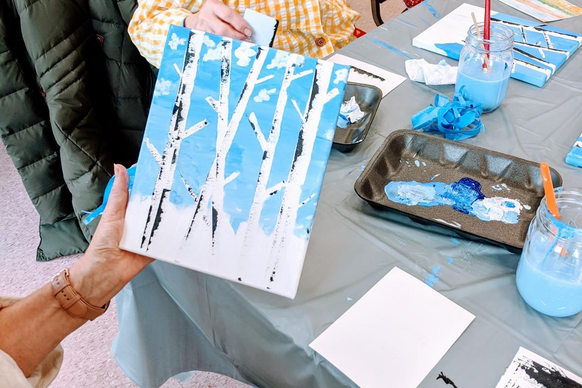 Art Workshop With Kit Ziomek