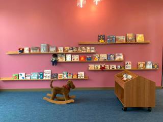 Preschool Story And Craft Room