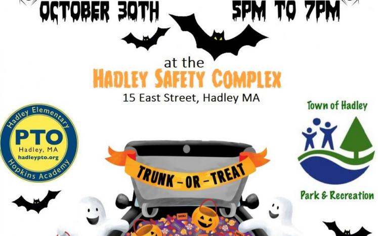 Trunk or Treat Flyer